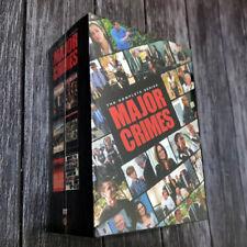 Major Crimes: The Complete Series Seasons 1-6 (DVD Box Set) Brand new & sealed