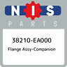 38210-EA000 Nissan Flange assy-companion 38210EA000, New Genuine OEM Part