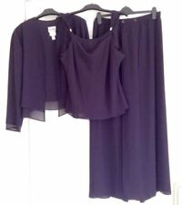 Jacket Suits & Tailoring for Women 16 Trouser/Skirt 3 Piece