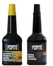 Forte Advanced Formula Diesel Treatment & Turbo Cleaner Twin Pack - 400ML