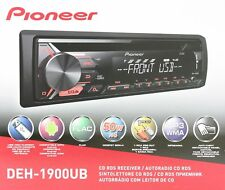 PIONEER DEH-1900 UB Autoradio CD MP3 WAV FLAC USB AUX ARC Android - NEU - OVP -