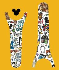 Disney Magic Band 2 MagicBand 2.0 Decal Sticker Disney Characters Collage