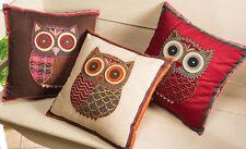 Farmhouse Animals & Bugs Decorative Cushions