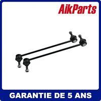 2x Biellette de barre stabilisatrice pour VAUXHALL CORSA Mk III (D) (L_8)1.2 10-