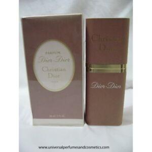 Christian Dior Vintage Dior-Dior 2 oz 60 ml Pure Perfume Beyond RARE!! 1976
