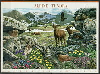 US #4198 41¢ Nature of America: Alpine Tundra Sheet MNH