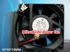 New Mitsubishi Drive Cooling Fan MMF-09D24TS-RP6 24V DC 0.19A 3-pin 9025 9cm