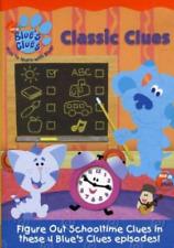 Blue's Clues Classic Clues 0097368795747 DVD Region 1