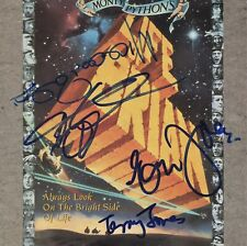 Monty Python's LIFE OF BRIAN Cast Signed Record
