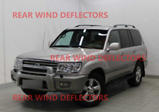 TOYOTA LAND CRUISER J100 5-portes 1998-2007 Deflecteurs de vent 4-pcs HEKO