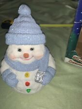 Singing Snowman Frosty Winter Christmas