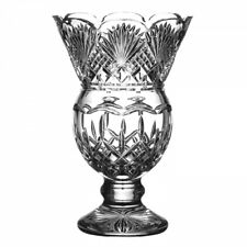 Neuf Waterford Cristal Lismore Classique Chardon Vase