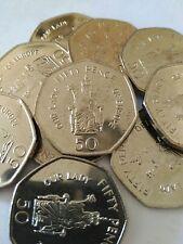OUR LADY OF EUROPE Moneda poco conocida 50 pence Gibraltar 2008