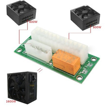 Power Board Adapter Connector Dual Triple Relay Adapter Link Multiple add2PSU