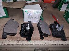 VECO FRONT BRAKE PADS VA1515 CADALLAC FIAT SAAB VAUXHALL VECTRA