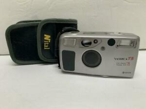 Yashica T5 Carl Zeiss T* camera Tessar 3.5 point and shoot