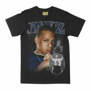 JAY Z T-Shirt , Bootleg Rap Tees , Vintage Graphic Tees, Vintage Shirts B253