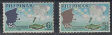 Philippine Stamps 1967 Battle of Corregidor, 25th Anniversary MNH
