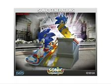 Sonic Generations Diorama Statue from First 4 Figures - UK SELLER BRAND NEW