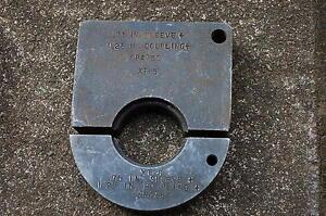 CATERPILLAR XT5 5P-4784 4785 Hydraulic Coupling Hose Press Collet Service Tool