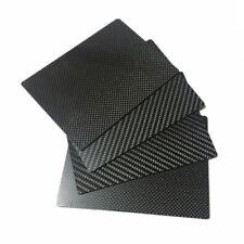 200*250*(0.5-3)mm 100% Real Fibra De Carbono / Fibra Panel  Carbono Placa 3K
