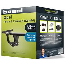 Anhängerkupplung BOSAL starr OPEL Astra G Caravan +E-Satz KIT kpl. NEU inkl. EBA