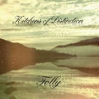 Kitchens of Distinction Folly 2013  Vinyl LP  NEW Gift Idea Album