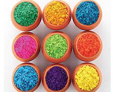 Holi Mix Colors Gulal Powder Play 10 Color 10 X 100 Gm 35oz Color Marathon