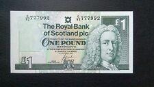 Royal Bank of Scotland 1 Pounds