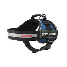 EzyDog Convert Harness Double Extra Large Blue