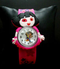 New Pink Dora Kids wrist watch for girls