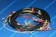 Harley Davidson 70326-75 1975-77 FXE Complete Wiring Harness