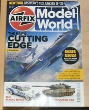 Airfix Model World magazine Apr 2021 1/48 Sabre F.4, 1/32 Junkers EF-126 & more
