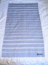 "Corona Beer Cerveza Promotion Beach Towel, Blanket 56"" x 30"" 100% Cotton New"