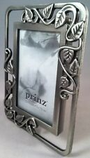 """Prinz Pewter Petities Metal Frame, for a 2""""x 3""""  5 x7.5 cm Photograph, #226133A."""