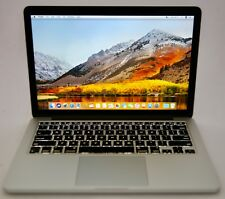 "Apple MacBook Pro Retina 13.3"" Core i5 2.4GHz 8 Go 256 Go ME864B/A (fin 2013)"