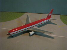 "HERPA WINGS (HE504386) LTU ""GERMANY"" 767-300 1:500 SCALE DIECAST METAL MODEL"