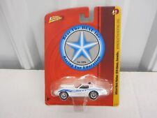 1:64 scale 1976 Chevy Corvette Police Car Johnny Lightning Diecast