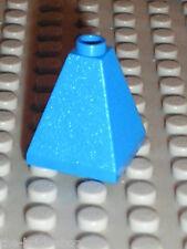 LEGO Castle blue Slope Brick Quadruple Convex ref 3688 /set 10176 6091 6098 6090