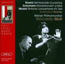 SEMIRAMIS OUVERTÜRE/KLAVIERKONZERT/SINF.CONC.KV364, New Music