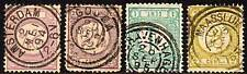 Netherlands 4 DUBBELRING cancels on 31+32+33(2x)