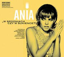 Ania Dabrowska - W spodniach, czy w sukience? (CD) NEW
