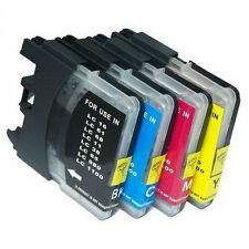 For Brother LC61 LC-61 ink cartridges set for MFC J630W 990CW -25pks