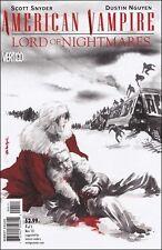 AMERICAN VAMPIRE LORD OF NIGHTMARES #4 (OF 5) (MR) DC COMICS VERTIGO