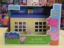 PEPPA PIG LA CITTA LA CITTà EDIFICIO SCUOLA