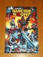 Suicide Squad New Vol 1 Pure Insanity Sean Ryan (Paperback, 2015)< 9781401252380