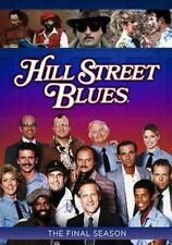 Hill Street Blues Complete Final Season Seven 7 R1 DVD