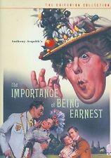 Importance of Being Earnest 0037429165621 DVD Region 1 P H