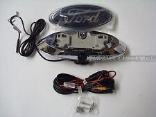 Ford Oe Fit Emblem Logo Backup Hd Camera F150, F250, F350 Flex Assembled in Usa
