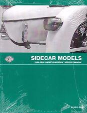 1999-2008 Harley SideCar SideCars RLE TLE / Ultra Service Repair Manual 99485-08